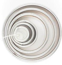 Uitsteker set ringen 6 stuks
