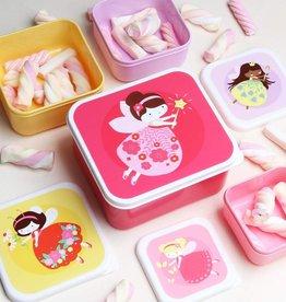 A Little Lovely Company Lunch en snackbox set - Feetje
