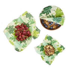 Bee's Wrap Bee's Wrap - 3-Pack Assorted Forest Floor