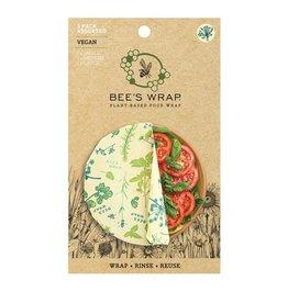 Bee's Wrap Bee's Wrap - 3-Pack Assorted Herb garden VEGAN