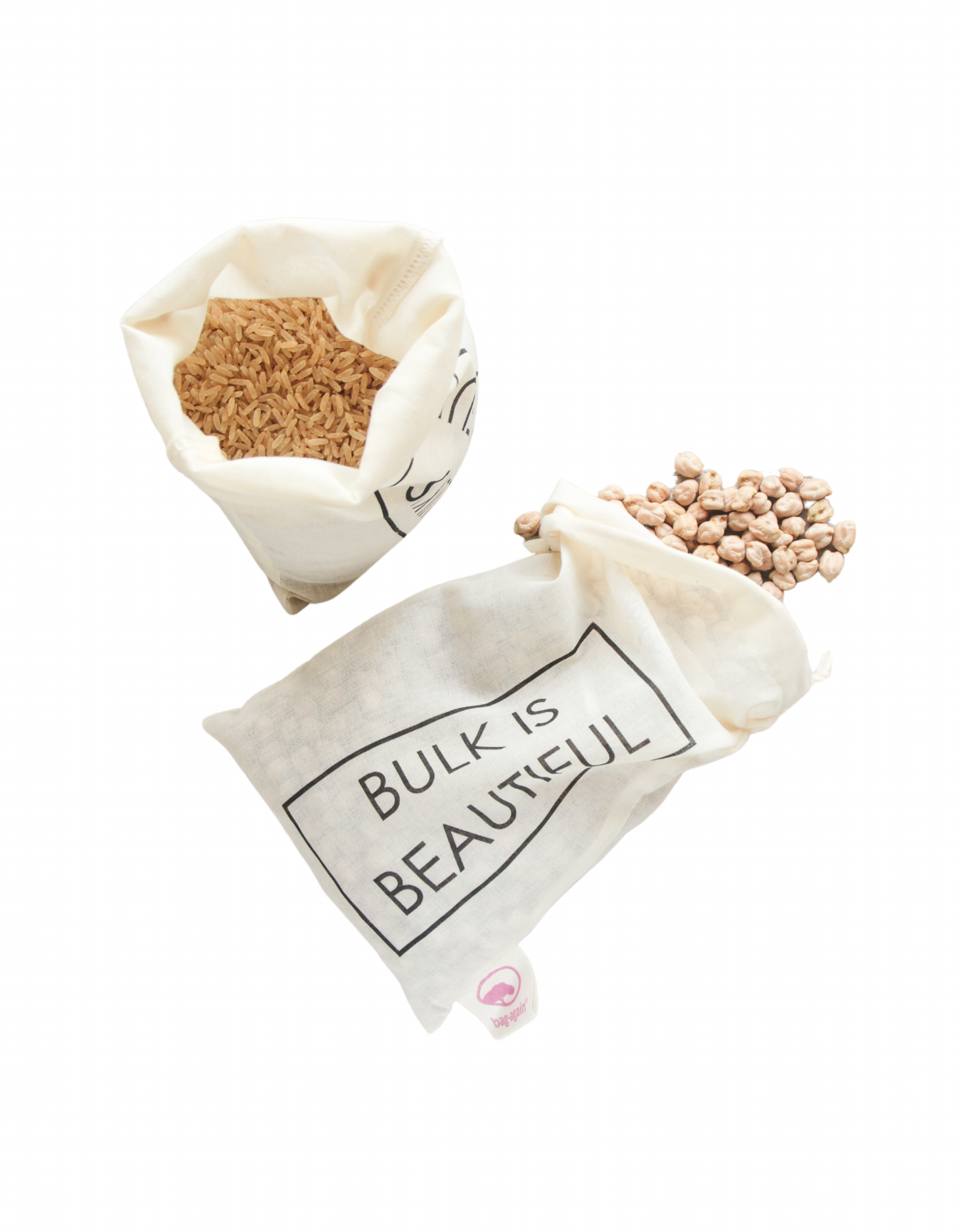 Bag-again® original Bulkzakje - Bulk is beautiful