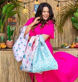 Montii Shopping tassen (set van 3) - Boho Palms