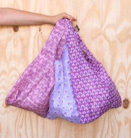 Montii Shopping tassen (set van 3) - Chasing Rainbows