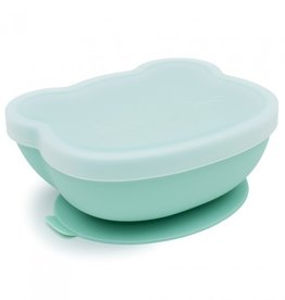 We Might Be Tiny Stickie Bowl - Minty green