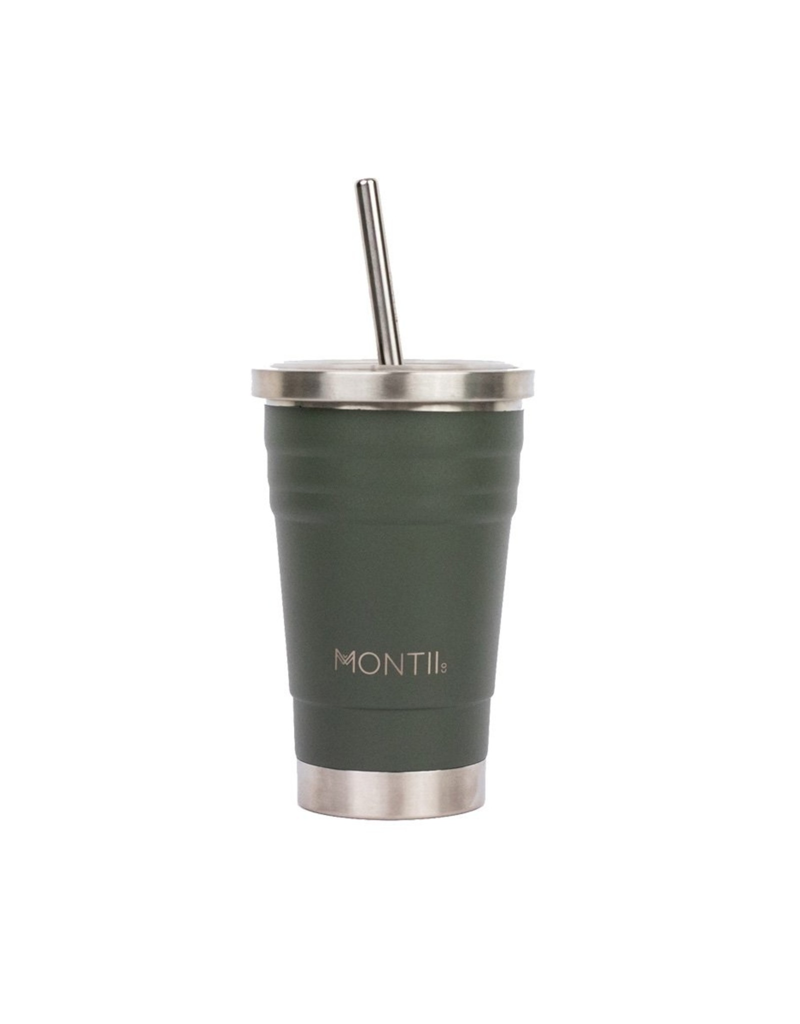 Montii  Mini smoothie cup - Moss 275 ml