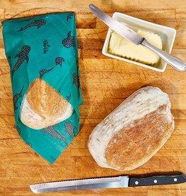 BeeBee & Leaf BeeBee Bread wrap - whale pod