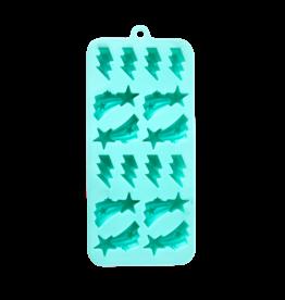 Rice Siliconen vorm Bliksem - Turquoise