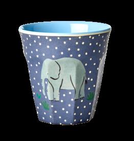 Rice Melamine cup - Olifant