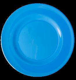 Rice Melamine dinerbord - Ocean blue