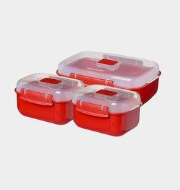 sistema Microwave 3-delige set - Heat 'n eat