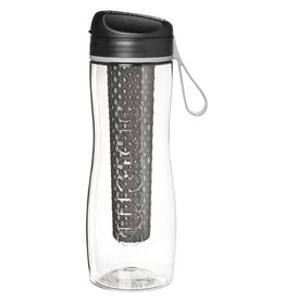 sistema Sistema Hydrate Infuser 800 ml fles - Zwart
