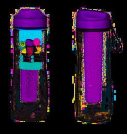 sistema Sistema Hydrate Infuser 800 ml fles - Paars
