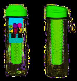 sistema Sistema Hydrate Infuser 800 ml fles - Groen