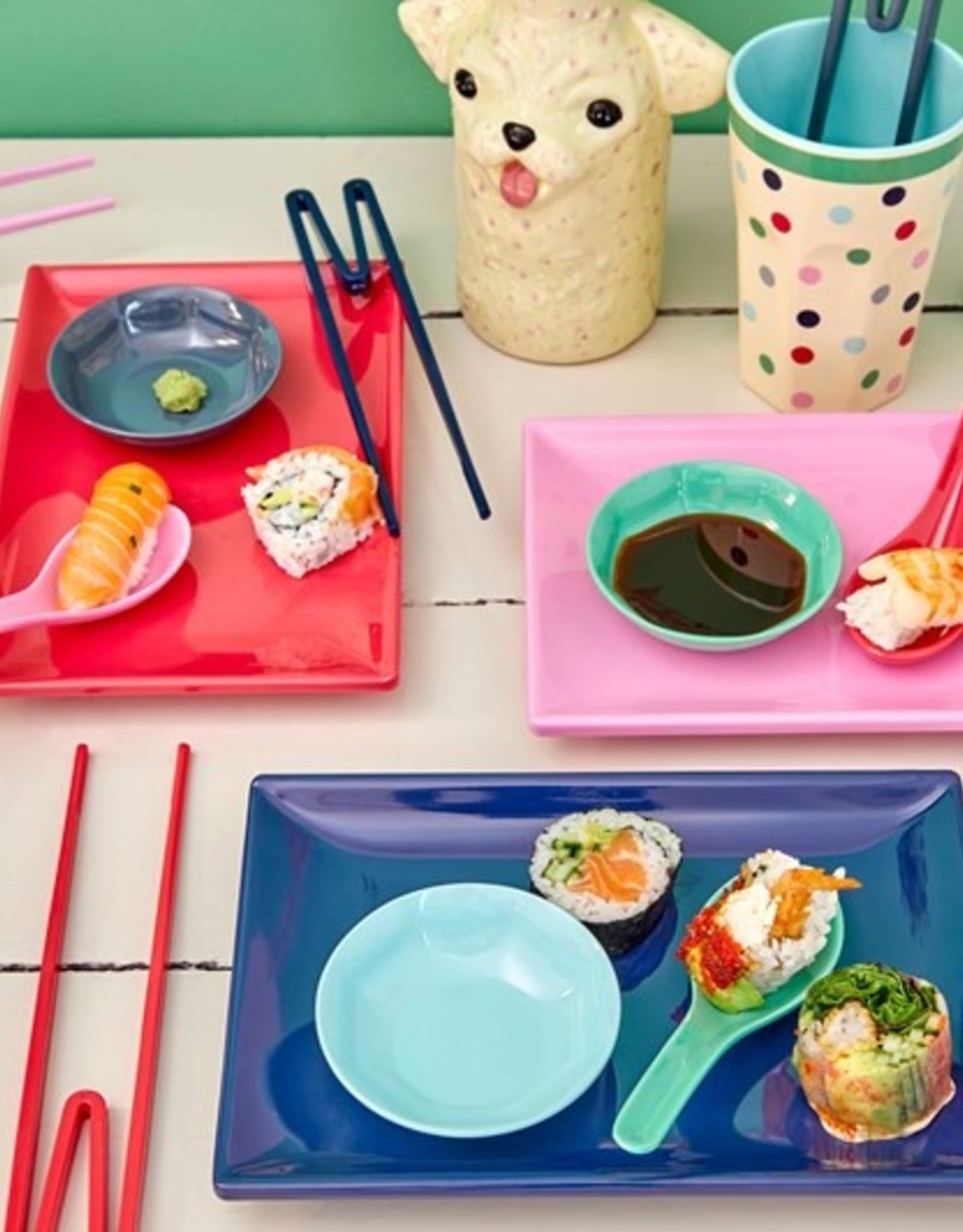 Rice Melamine Chopsticks - Groen