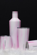 Corkcicle Drinkfles Canteen 475 ml - Pink Marble
