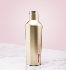 Corkcicle Drinkfles Canteen 475 ml - Sparkle Unicorn Glampagne