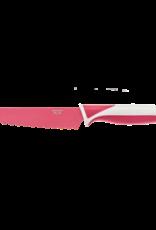 Kiddikutter Kiddikutter mes voor kinderen V2 - Dusty pink