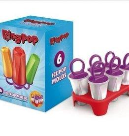Zoku Zoku Pop Maker Ring Set voor 6 ijsjes