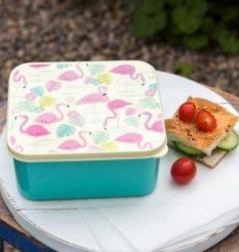 Rex London Lunchbox - Flamingo bay