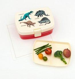 Rex London Lunchbox met tray - Prehistoric