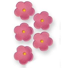 Medium Pink Blossoms 30 stuks