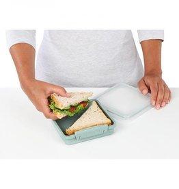 sistema Sistema Renew Lunchbox -  Lichtblauw