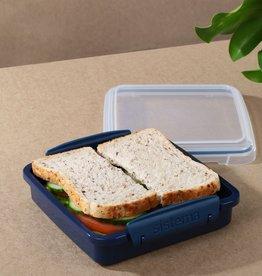 sistema Sistema Renew Lunchbox -  Donkerblauw