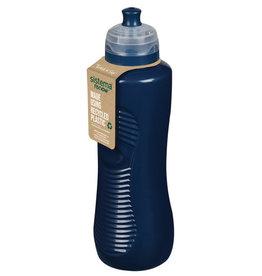 sistema Sistema Renew drinkfles  Gripper 600 ml - Donkerblauw