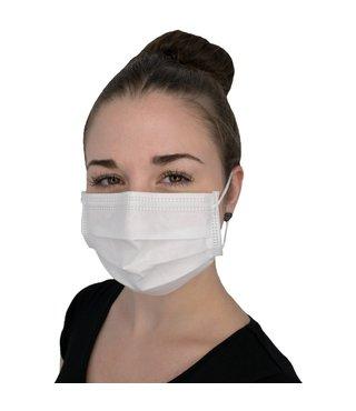 Soft Protect Mundschutz Weiß 50 Stück