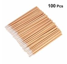 Mikro Wattestäbchen aus Holz