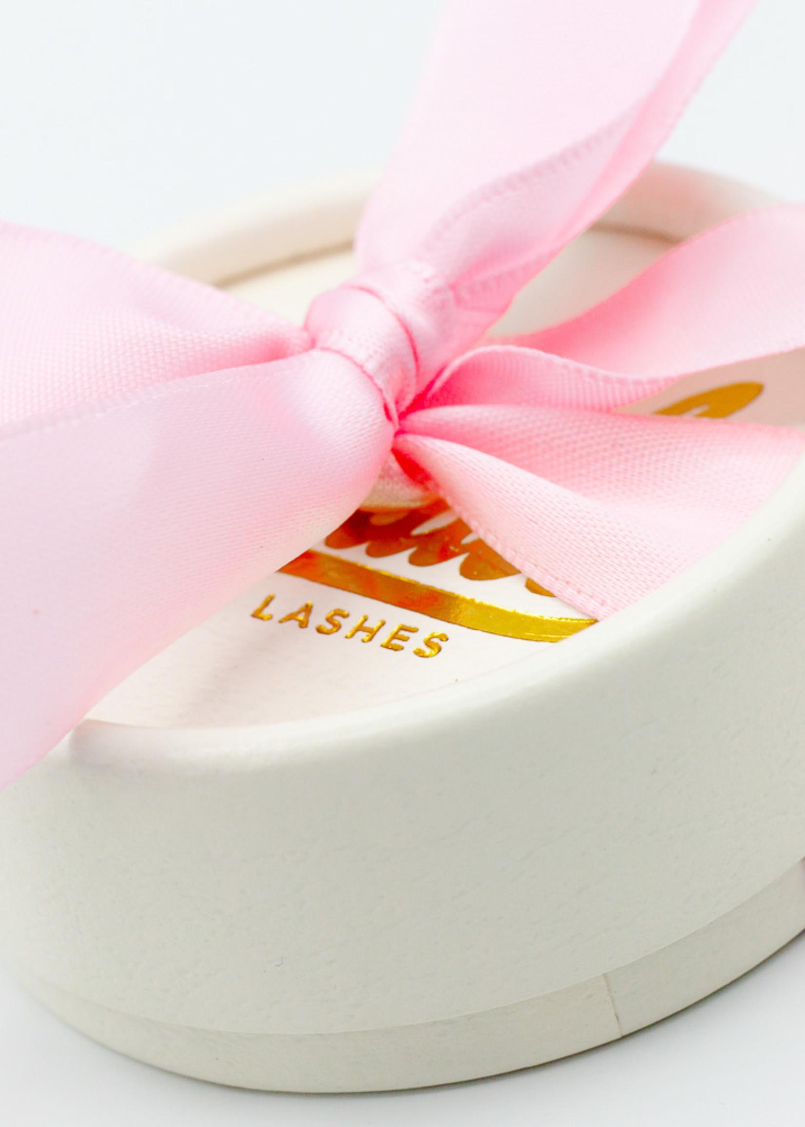 Lash Candies® 3D Faux Mink Lashes Marshmallow