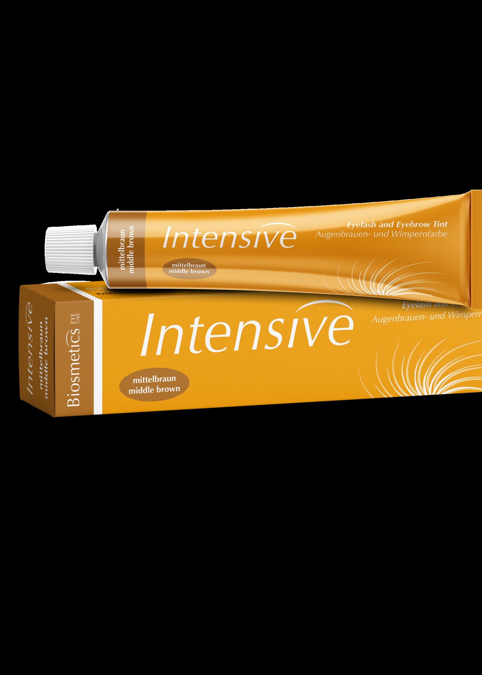 Intensive Wimper & Wenkbrauw Verf 20 ml
