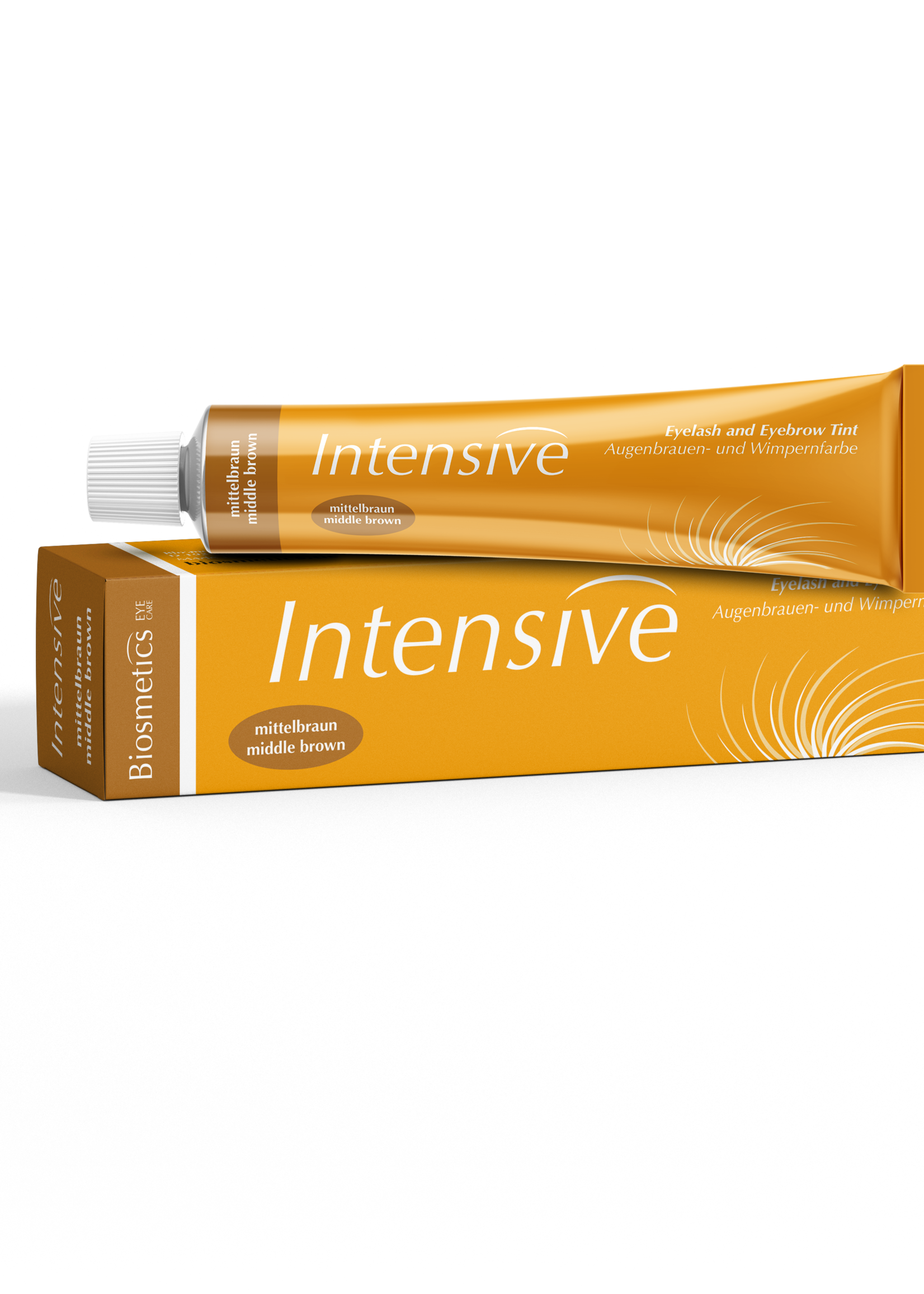 Intensive Wimpern & Augenbrauen Farbe 20 ml