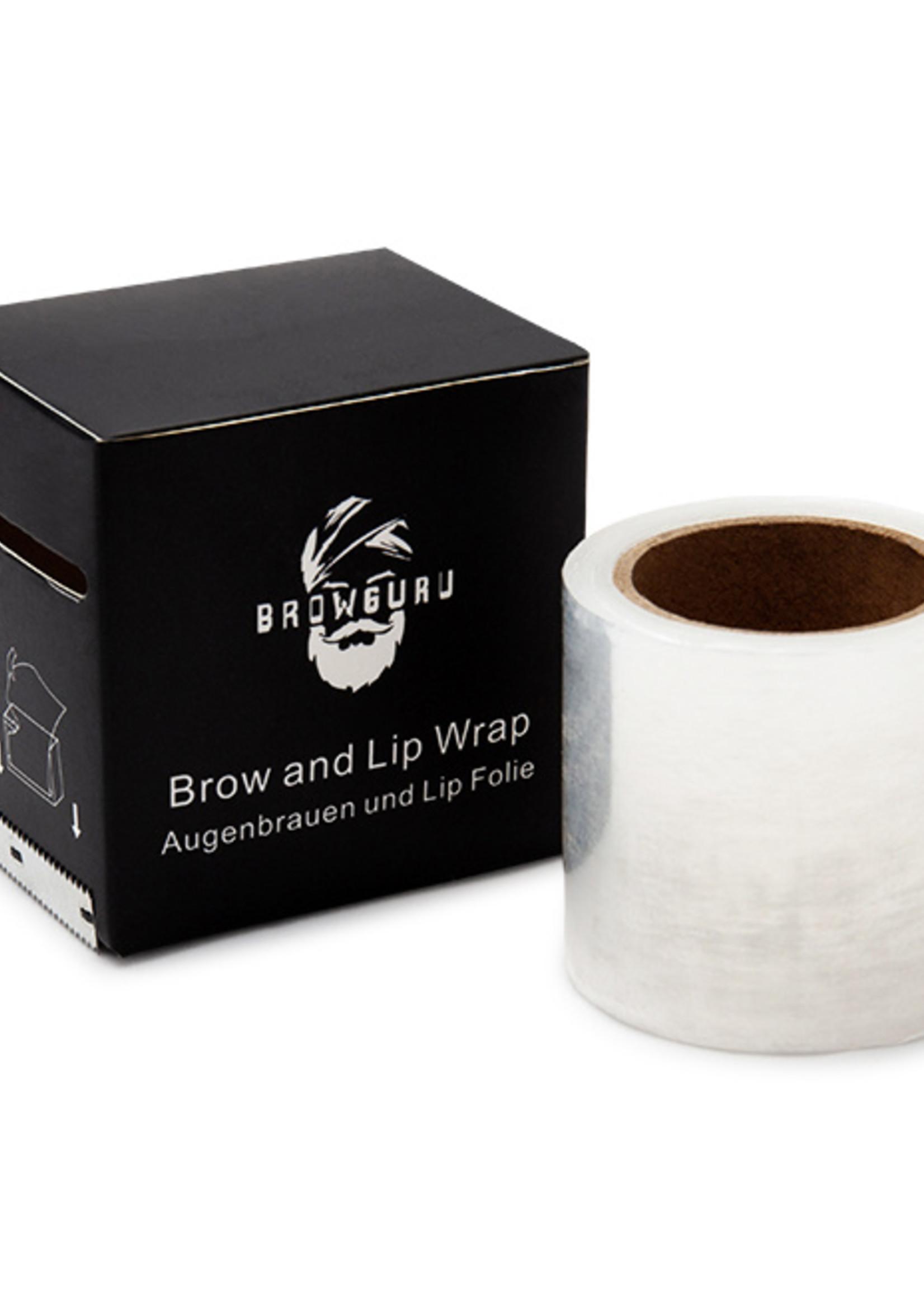Browguru® Eyebrow and Lip Foil