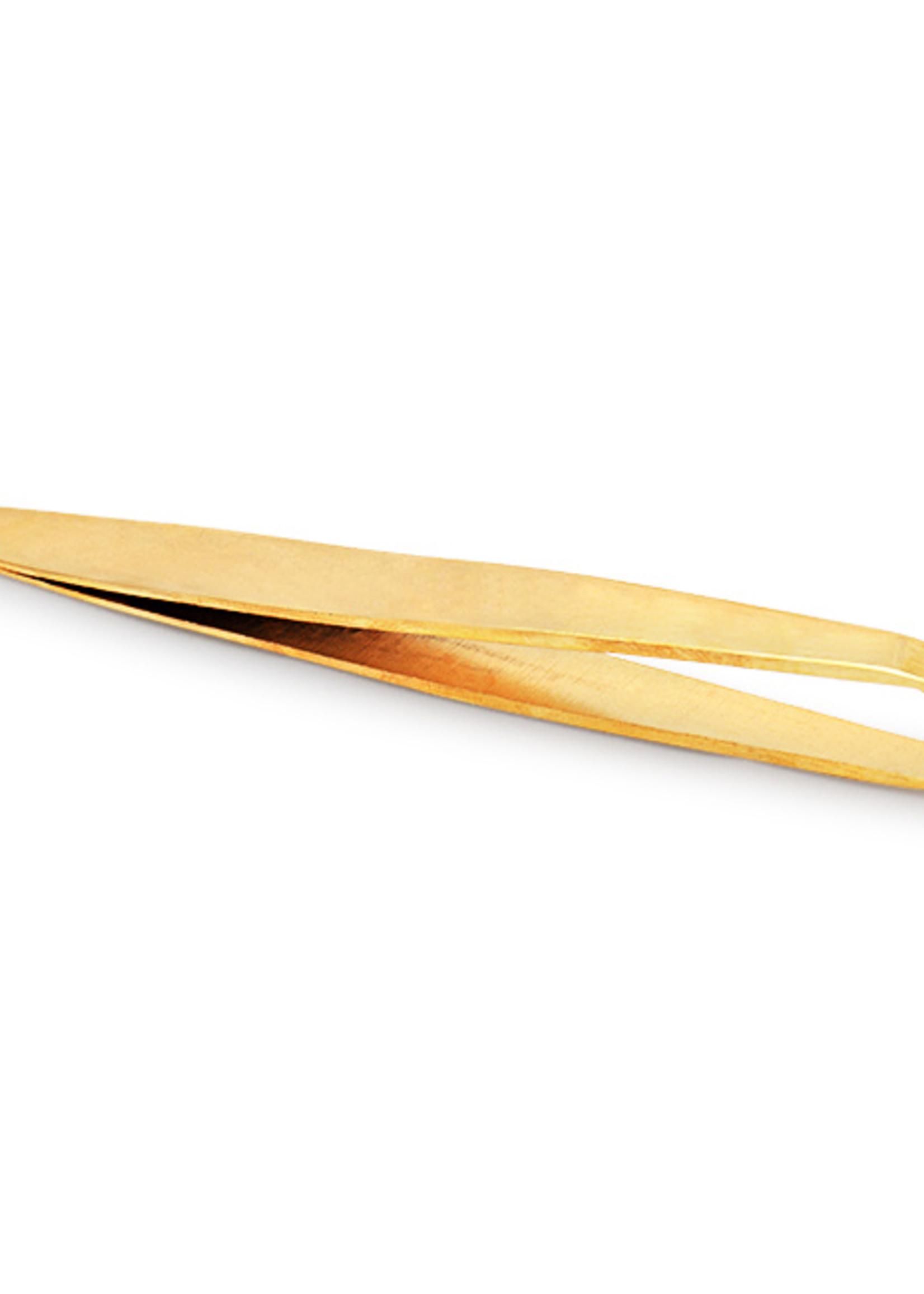 Browguru® Tweezers Gold Edition