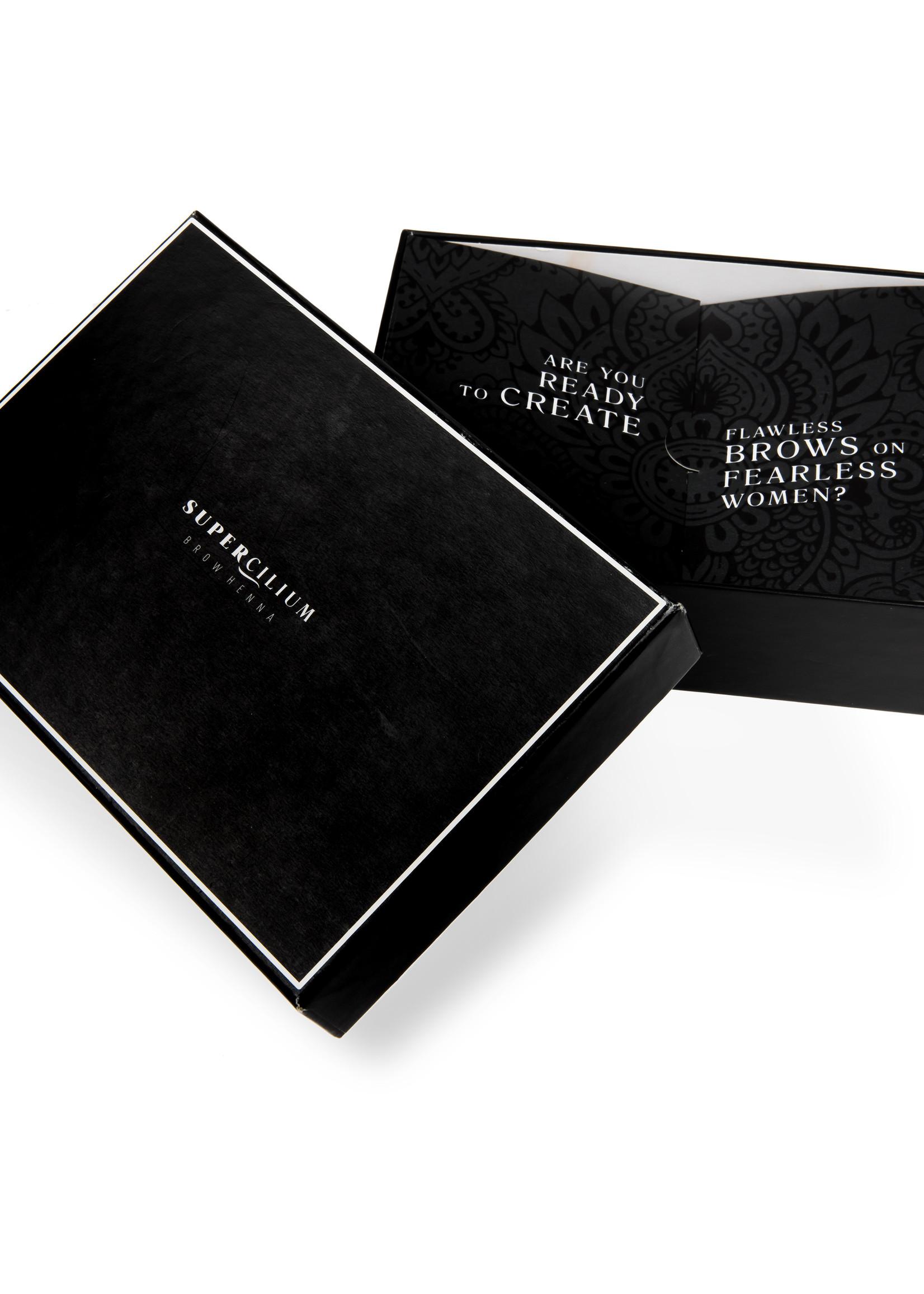 Supercilium Brow Henna Starter Kit