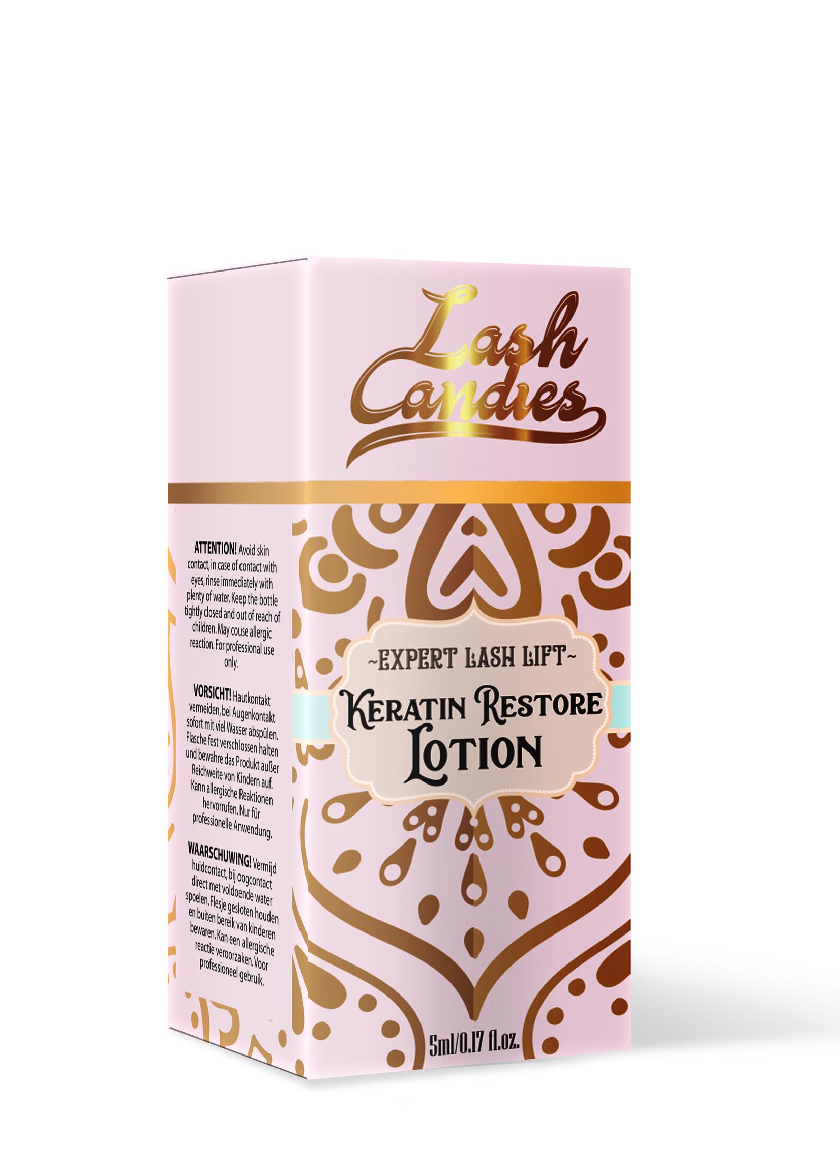 Lash Candies® Expert Lashlift Keratin Restore Lotion