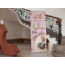Lash Candies® Roll up Banner 85 x 200 cm Schulung