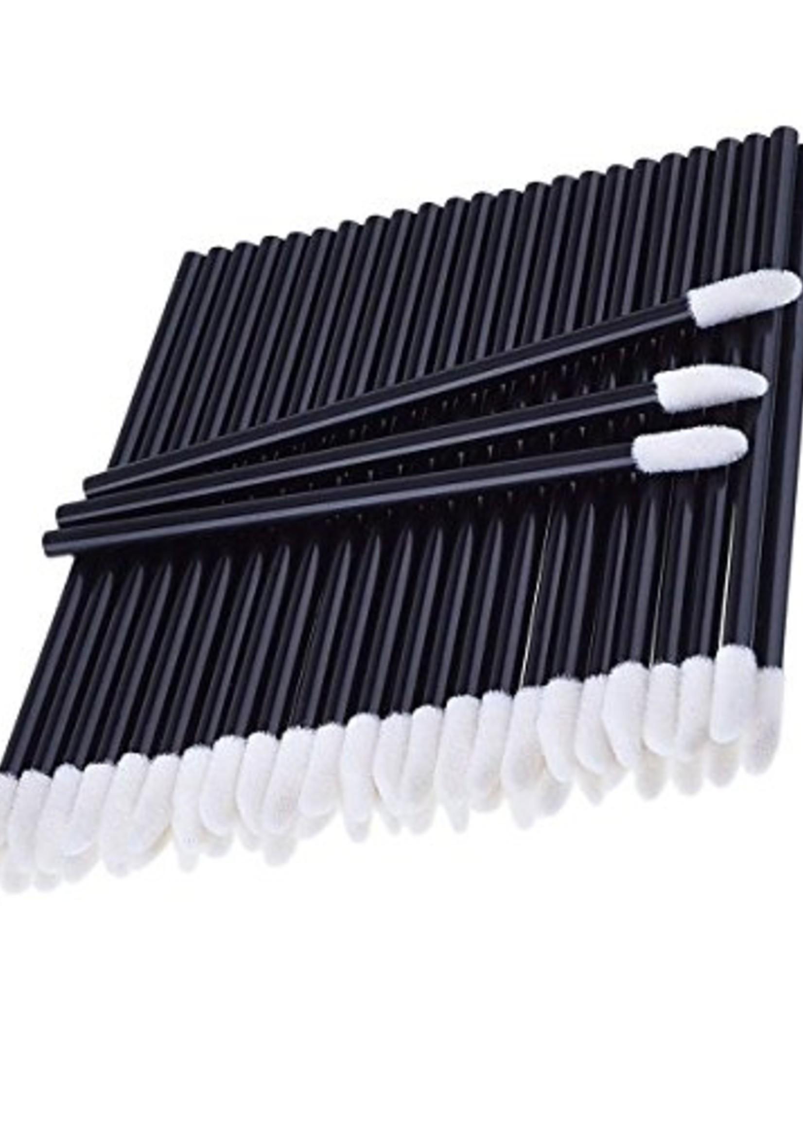 Browguru® Lipgloss Applikator Black 50 Stück