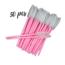 Lash Candies® Nylon Wimpern & Augenbrauen-Bürsten 50 Stück