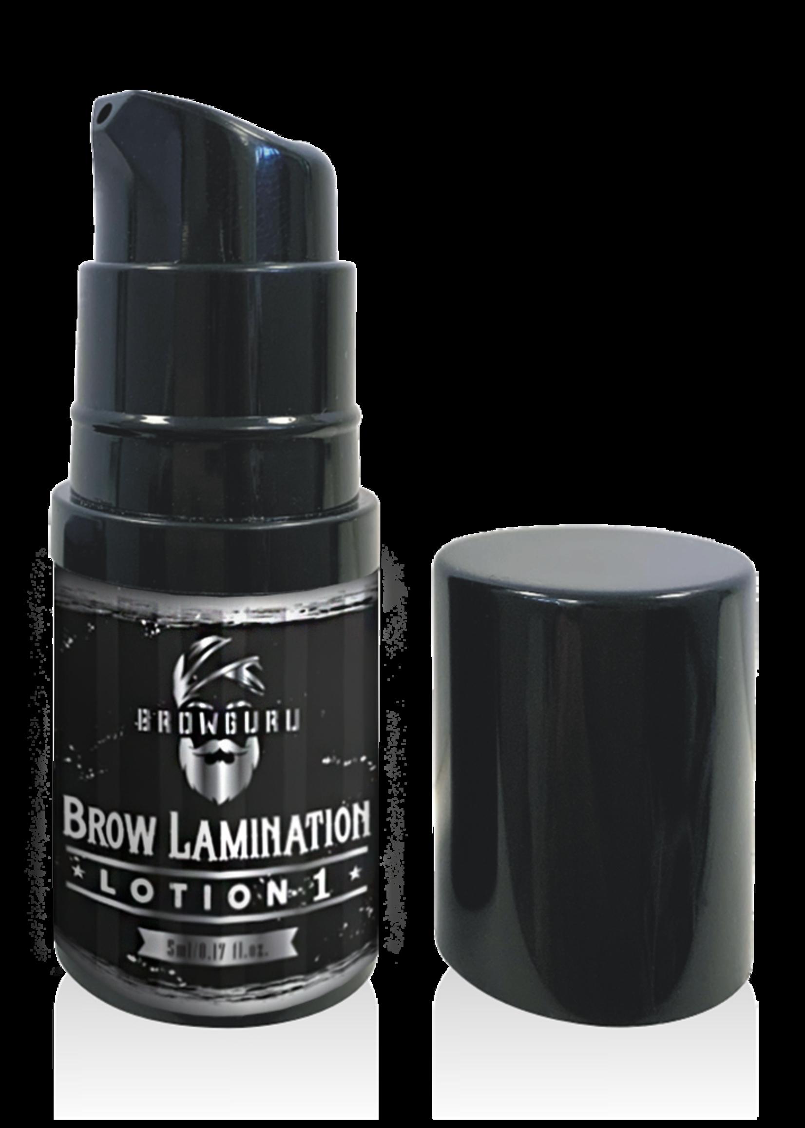 Browguru® Brow Lamination Lotion 1.  5ml
