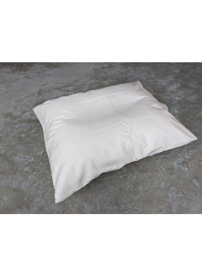 Pillow Case Beige Stripes