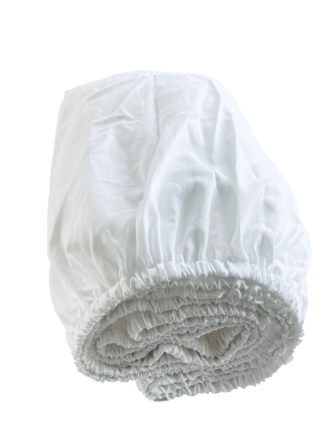 Fitted Sheet with split