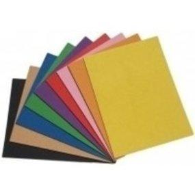 Selbstklebend farbig