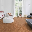 Klebekork '' Element Rustic  '' 60x30cm. 4mm stärke lackiert - Pro m²