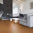 Klebekork '' Standard '' 60x30cm. 4mm stärke lackiert - Pro m²