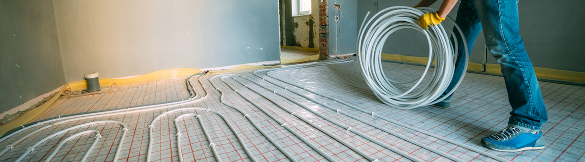 Korkboden und Fußbodenheizung - Immer ein warmer Fußboden