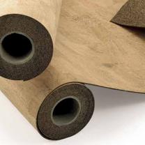 Corkoleum - Korkboden auf einer Rolle