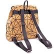 Rucksack aus Kork - Geometrisches Lissabon