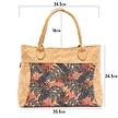 Handtasche aus Kork - Tropical